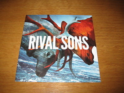 Rival Sons 2015 Rival Sons Black Coffee Record