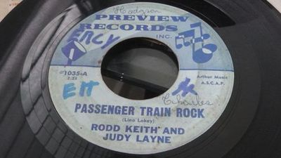 Rodd Keith - You're The Girl For Me - Cloud Nine