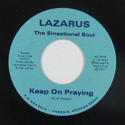 Sinsational Soul Keep On Praying I Sing