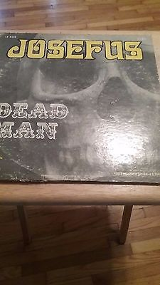 Gripsweat josefus dead man 1st release real 1970 13th for 13th floor pitch black