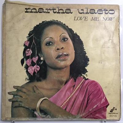 Martha Ulaeto Love Me Now