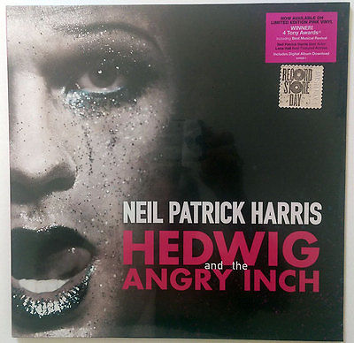 Hedwig Original Broadway Cast Original Broadway Cast lp
