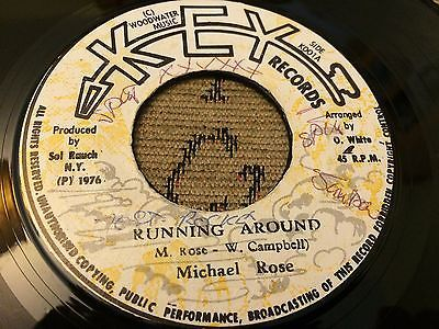 Michael Rose - Running Round
