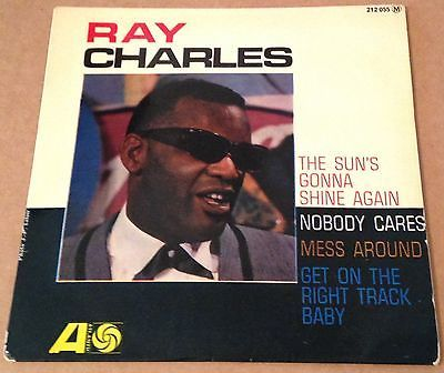 gripsweat ray charles mess around right track 2 french atlantic 7 ep hear. Black Bedroom Furniture Sets. Home Design Ideas