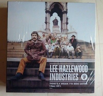 Gripsweat Lee Hazlewood Industries There S A Dream 1966